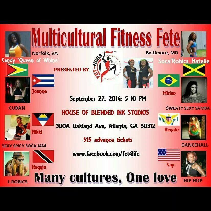 Multicultural Fitness