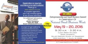 Small Business Summit 05.16