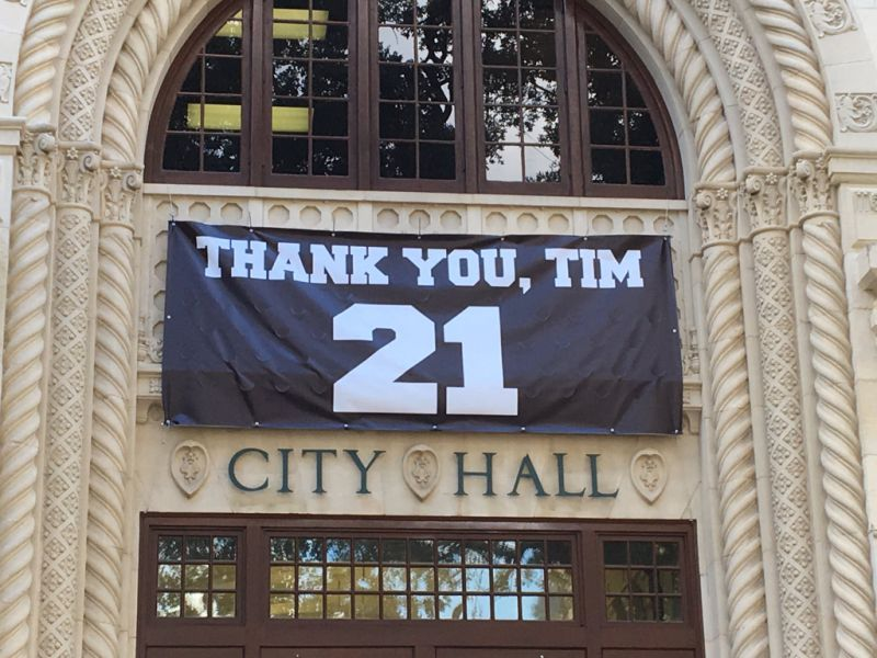 TIM DUNCAN APPRECIATION