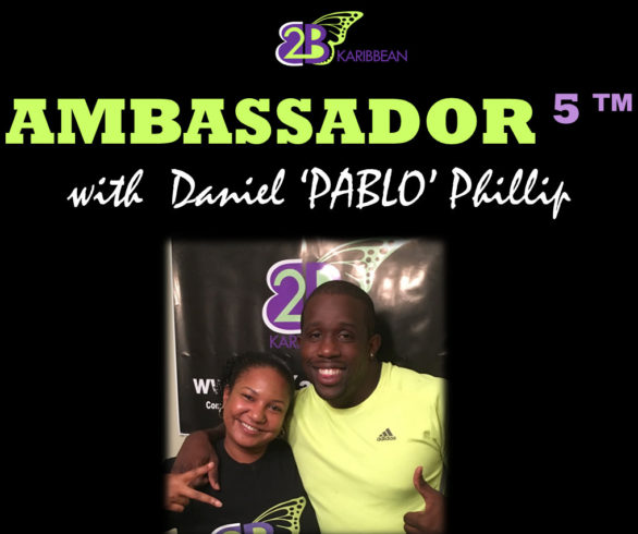 PABLO on dancing in H.D. to building his Fitness F.A.M.ily