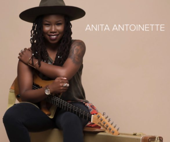 Anita Antoinette releases new video for CARE || Music Mondays