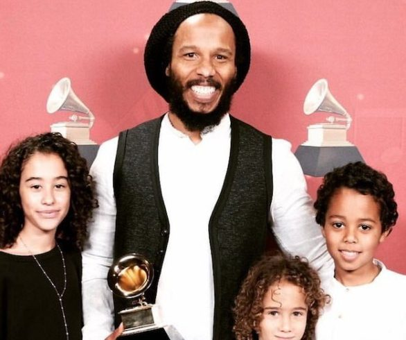 Ziggy-Marley-Grammy and 2BKaribbean