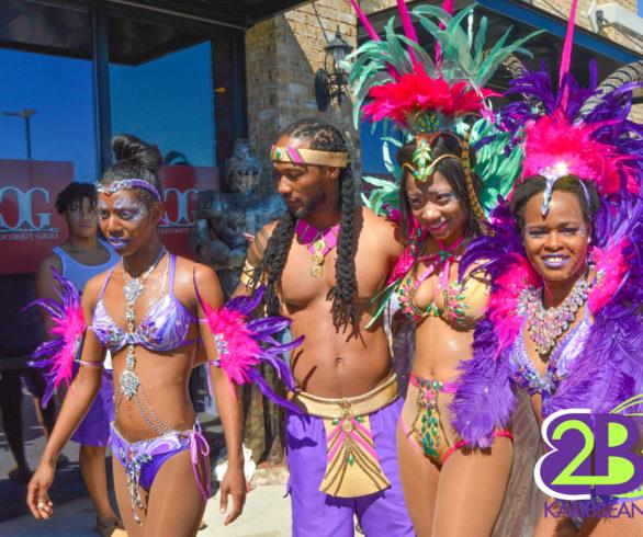 Aura Band Launch Atlanta Carnival  and 2BKaribbean 8