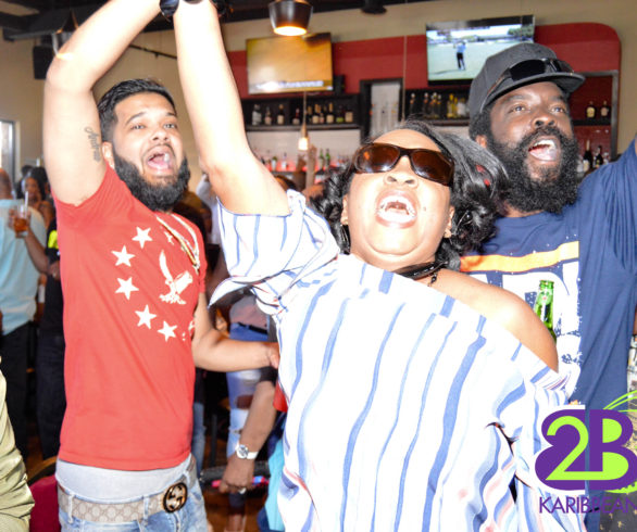 Aura Band Launch Atlanta Carnival  and 2BKaribbean 16