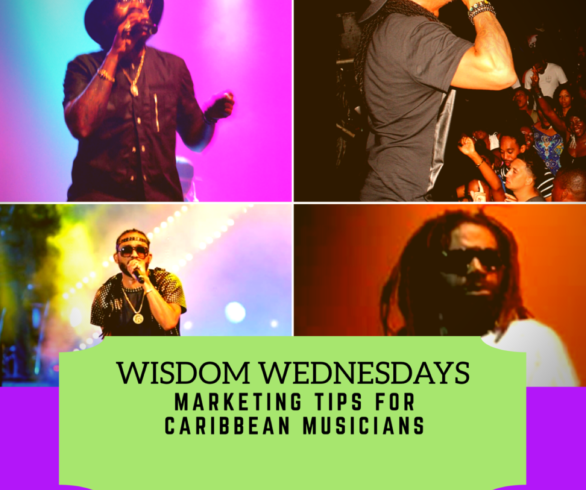 Caribbean Music Marketing Tips and 2Bkaribbean