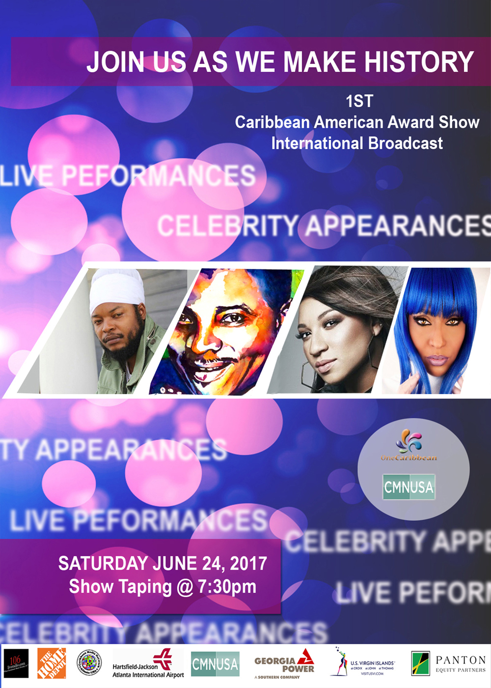 Caribbean American Movers and Shakers and 2BKaribbean