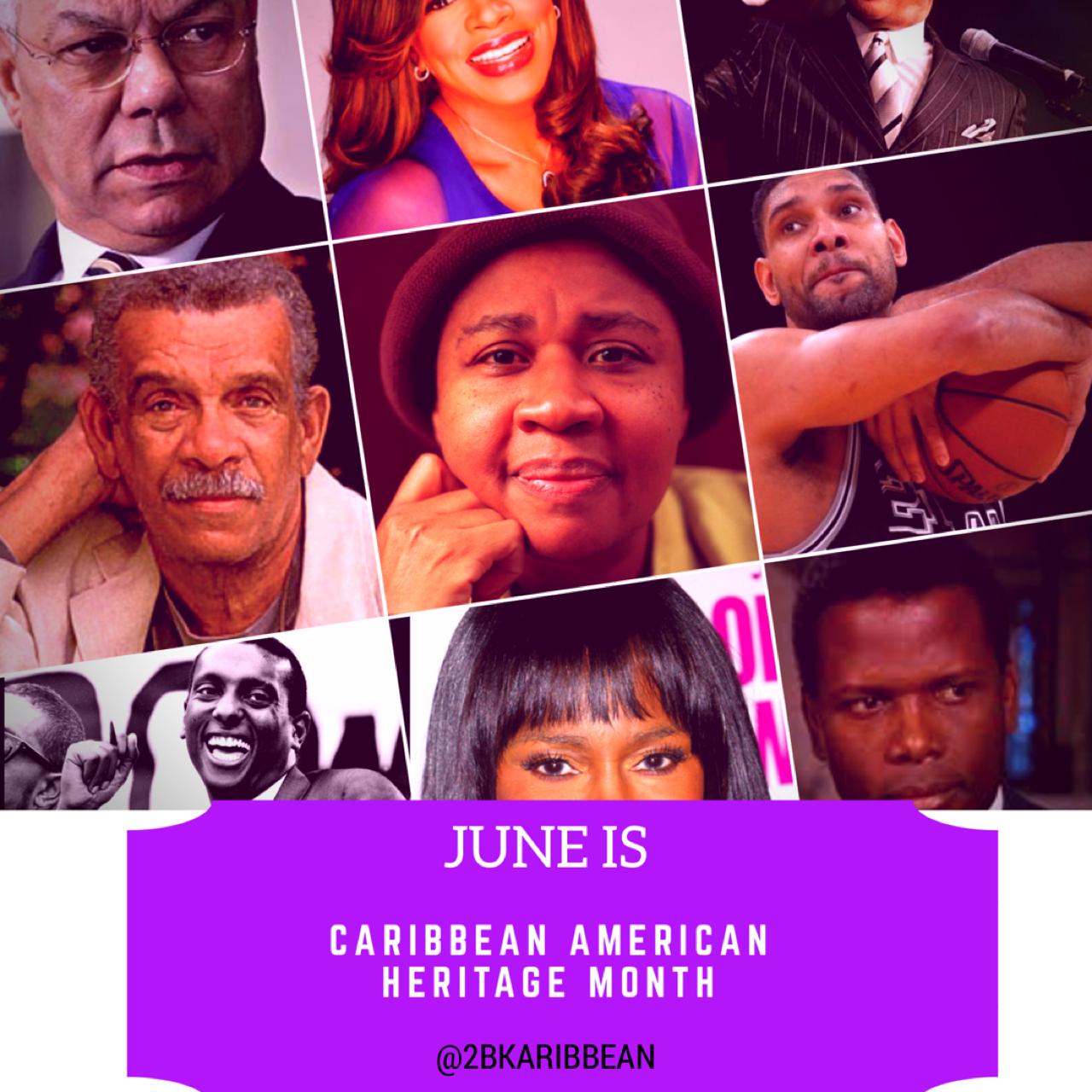 Caribbean American Heritage Month and 2BKaribbean