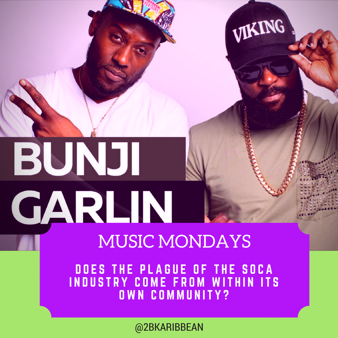 Bunji Garlin 2Bkaribbean Hot 97
