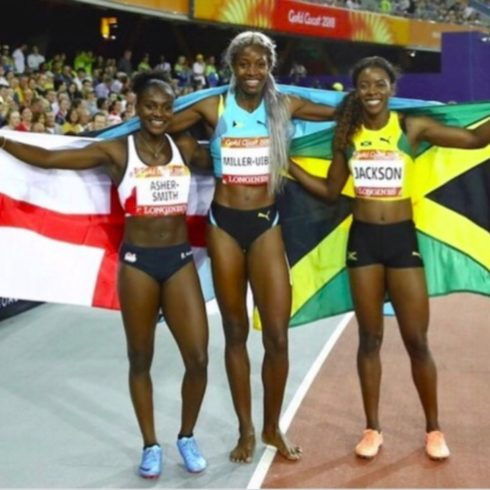 Caribbean Flags Fly Higher at Gold Coast 2018 Commonwealth Games