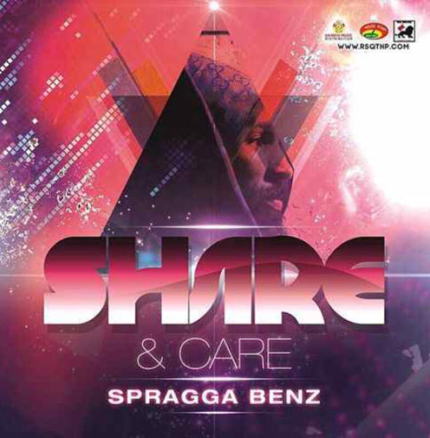 Exclusive World Premiere of SHARE and CARE by Spragga Benz