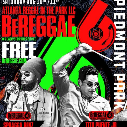BEREGGAE 6 Makes History For Afro, Latin And Caribbean Music At Piedmont Park