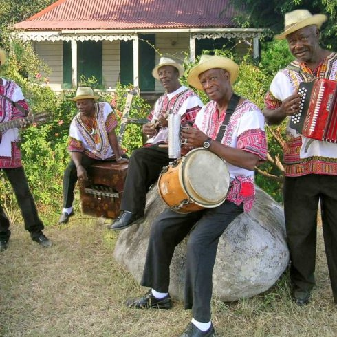 Tanny and The Boys – St. Maarten's Musical Story-Tellers