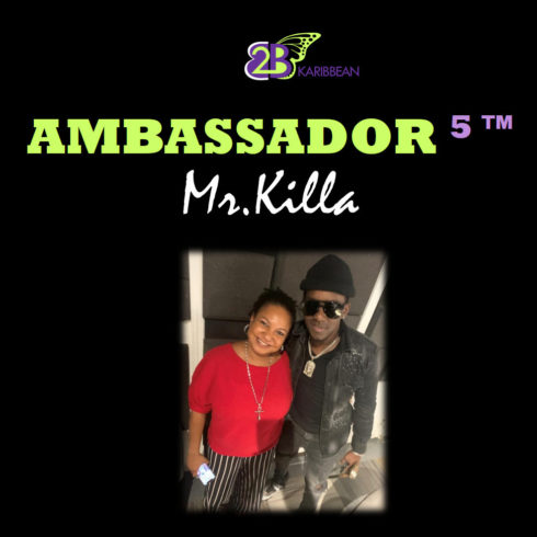 Mr. Killa Shares Secrets On How He Took The Soca World By Storm | Ambassador 5