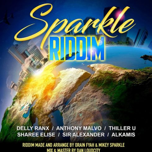 SPARKLE RIDDIM ADDS A BRIGHT SHIMMER TO THESE DISMAL DAYS