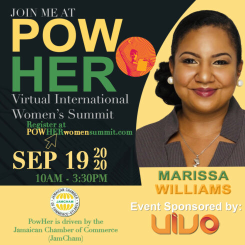 PowHer International Women's Summit Amplifies  Voices Of Caribbean Women