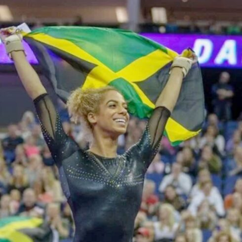 How Is Danusia Francis Promoting Brand Caribbean At The Tokyo Olympics 2021?
